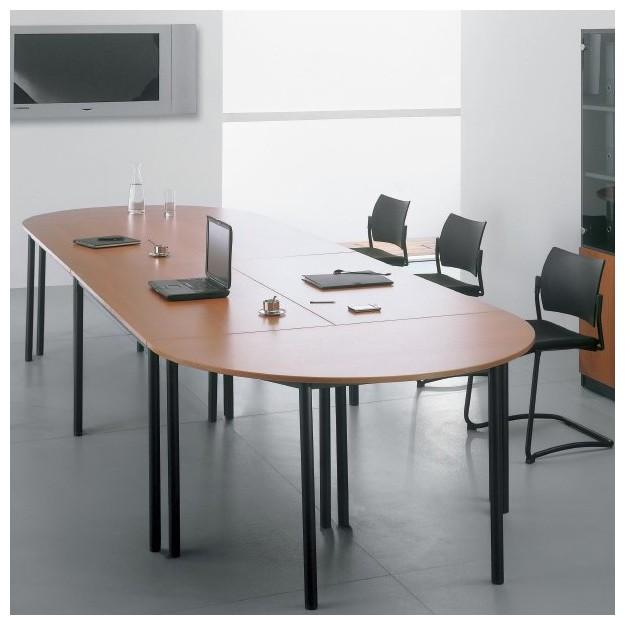 Table de réunion modulaire Reunica