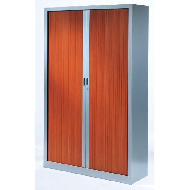 Armoire à rideaux grande profondeur bi-couleur Recycl GP color