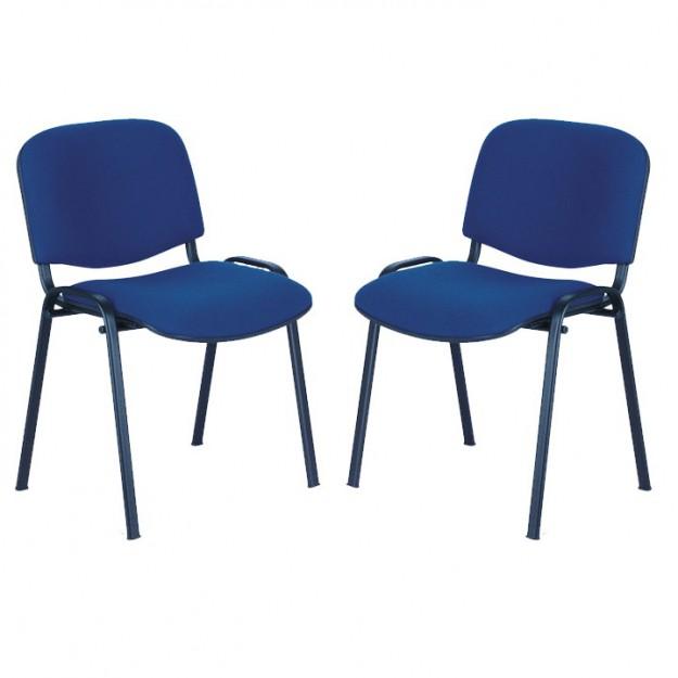 Lot de 2 chaises empilables Bonn Bonn x2