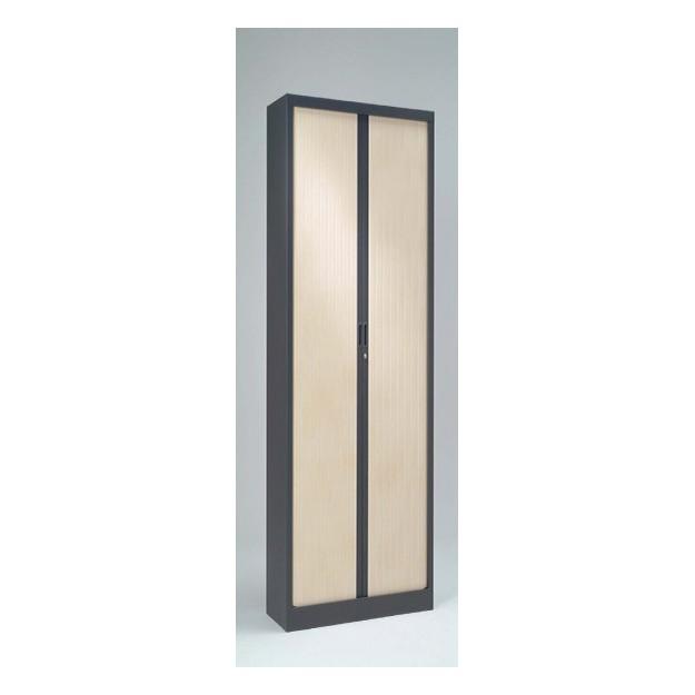 Armoire haute à rideaux GC Bi-color L.60 GC COLOR L60