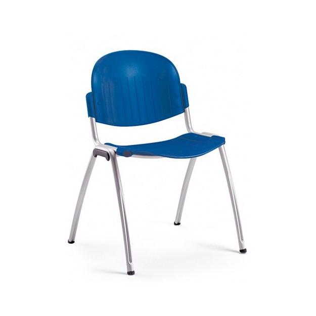 Chaise empilable accueil réunion Vigo