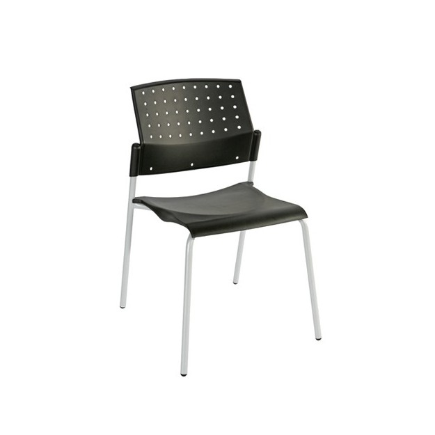 Chaise d'accueil empilable Verone