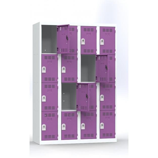 Vestiaire multicase-4C4 MULTI-4C4