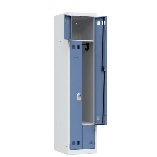 Vestiaire GAIN DE PLACE - 2 cases COMPACT-L2