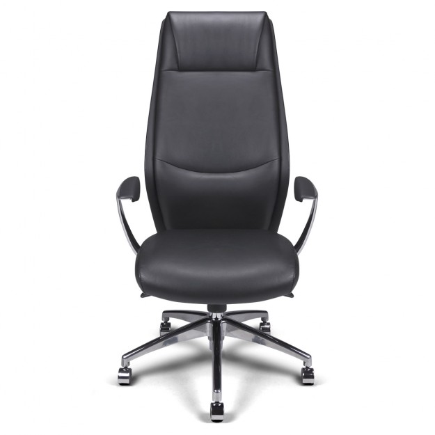 Fauteuil manager design en cuir Mulhouse Mulhouse New