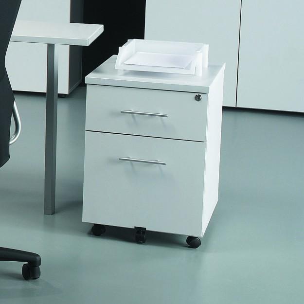 Caisson de bureau mobile 2 tiroirs ACC-R24