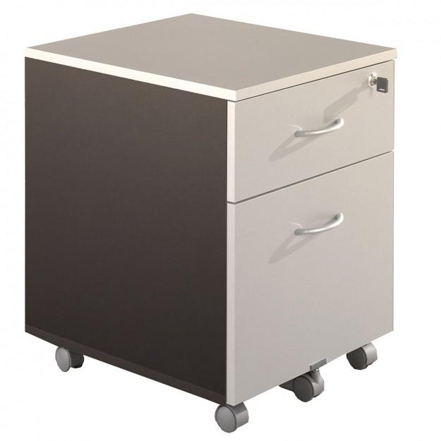 Caisson de bureau mobile 2 tiroirs ACC-R29
