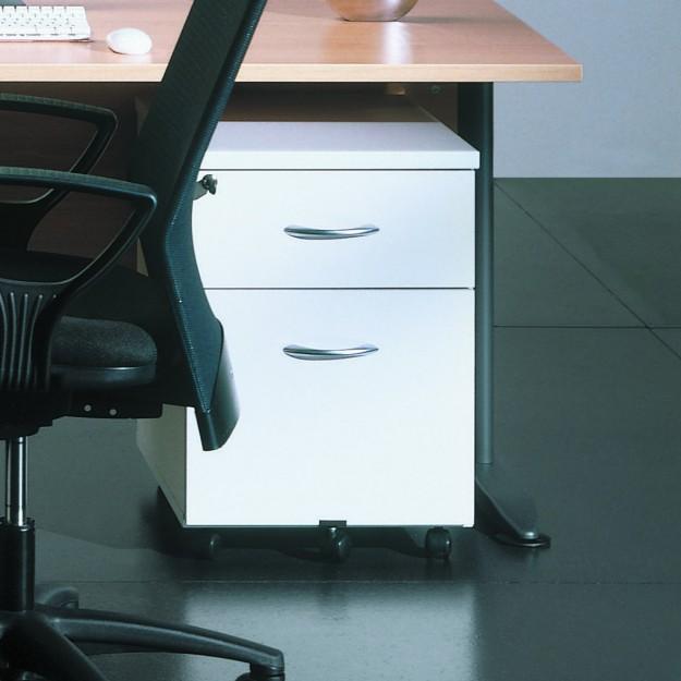 Caisson mobile de bureau 2 tiroirs ACC-R33